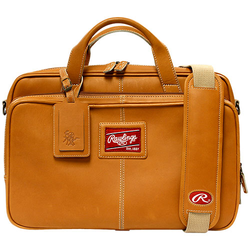 Rawlings Heart Of Hide Tan Briefcase
