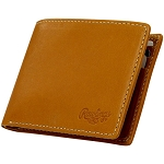 Rawlings Heart of Hide Tan Wallet