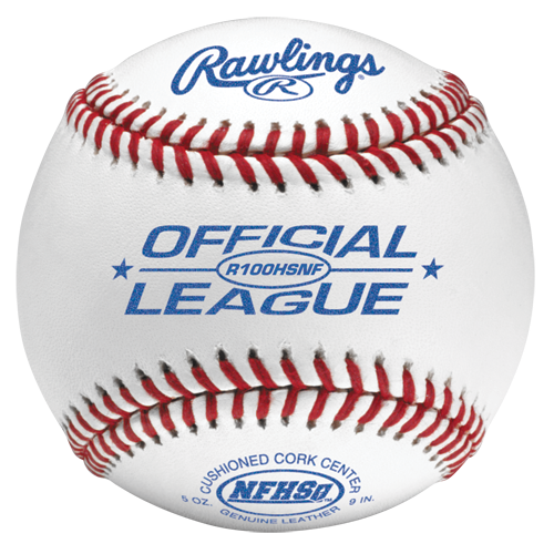 Rawlings Official League NFHS Elite High School Game Baseballs