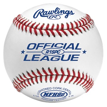 Rawlings Competition Grade High School Game Baseballs