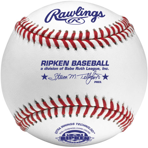 Rawlings Cal Ripken Tournament Grade Baseballs