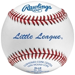 Rawlings Little League Tournament Grade Baseballs