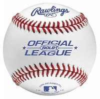 Rawlings Sports Goods Official League Play Baseballs
