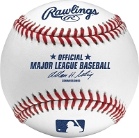 Rawlings Official MLB Baseballs