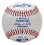 Rawlings Level 10 Official Training Baseballs