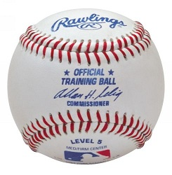 Rawlings Level 5 Official Training Baseballs