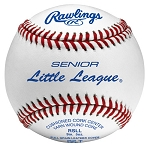 Rawlings Sr. Little League Tournament Grade Baseballs