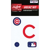Rawlings MLB Chicago Cubs Decal Kit