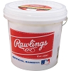 Rawlings Bucket of 24 R8U Recreational Baseballs