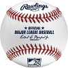 Rawlings MLB 2018 Colorado Rockies 25th Anniversary Baseball