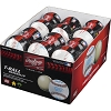 Rawlings 24 Pack T-Ball 6U Training Baseballs