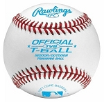 Rawlings Sponge Rubber Official Training T-Balls