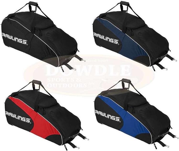 Rawlings Workhorse Wheeled Baseball Bag