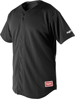 Rawlings Adult RBJ150  Full-Button Jersey