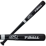 Rawlings T-Ball Wood Bat/Ball Combo