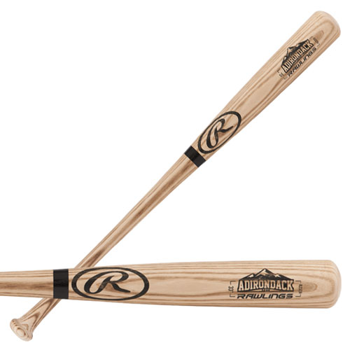 Rawlings Adirondack Natural Ash Baseball Bat