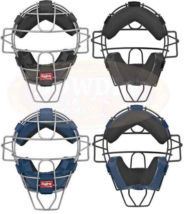 Rawlings Ultra Lightweight Titanium Catchers Mask Lwmxti