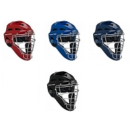 Rawlings Adult Renegade CoolFlo Hockey Style Catchers Helmet