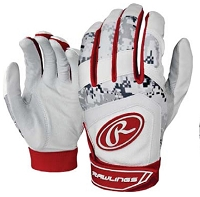 Rawlings Youth 5150 Digi Camo Batting Gloves