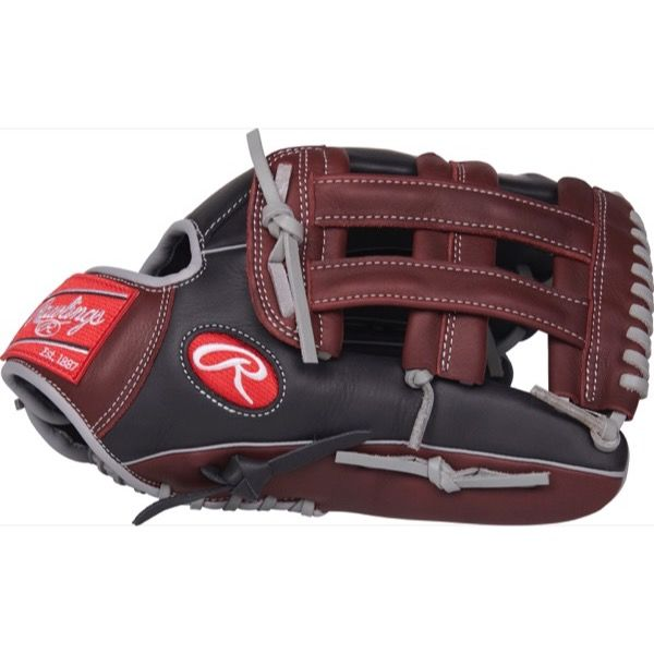 Rawlings Mens R9 Series 12.75 in Outfield Glove