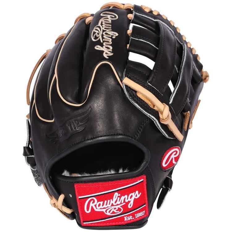 "Rawlings Pro Preferred 11.75"" Adult Baseball Glove PROS17HBC"