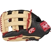 Rawlings Mens Gamer XLE 12.75 in Outfield Right Hand Glove