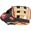 Rawlings Mens Gamer XLE 12.75 in Outfield Glove