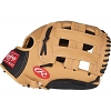 Rawlings Youth Players 11.5 in Baseball/Softball Left Hand Glove