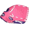 Rawlings Youth Players 9 in Softball Glove with Soft Core Ball