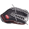 Rawlings Mens R9 Series 12.75 in Finger-Shift Outfield Glove