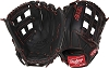 Rawlings Youth R9 Series 12 in Pro Taper Outfield Left Hand Glove