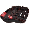 Rawlings Youth R9 Series 12 in Pro Taper 1st Base Mitt Left Hand Glove
