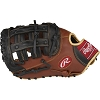 Rawlings Mens Sandlot Series 12.5 in 1st Base Mitt Right Hand Glove