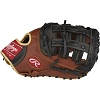 Rawlings Mens Sandlot Series 12.5 in 1st Base Mitt Left Hand Glove