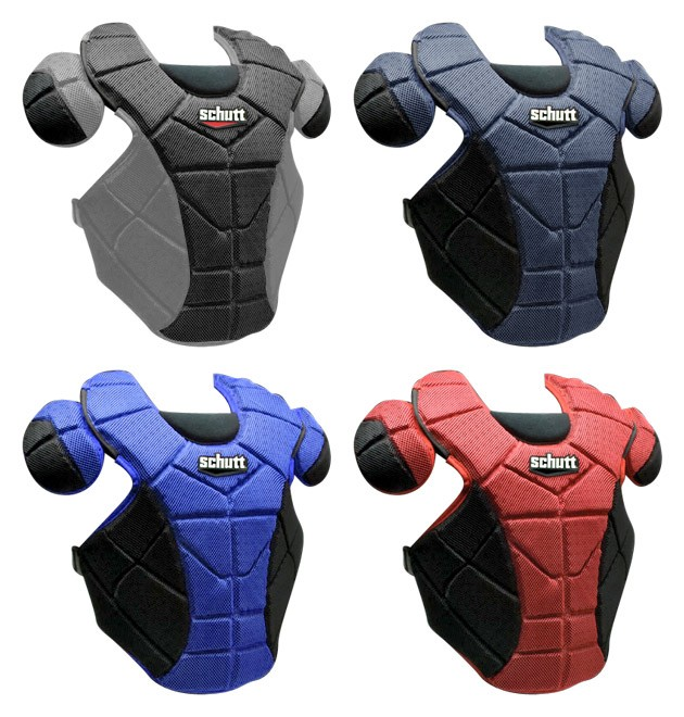 Schutt S3 Reversible Chest Protector