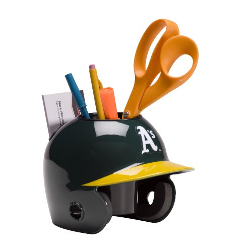 Schutt Oakland Athletics Desk Caddy Mini