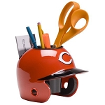 Schutt Cincinnati Reds Desk Caddy Mini
