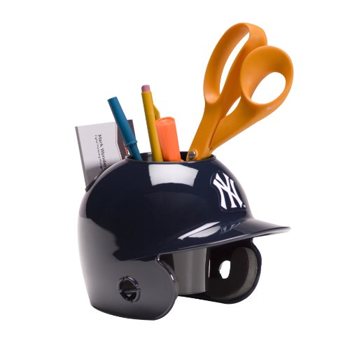 Schutt New York Yankees Desk Caddy Mini
