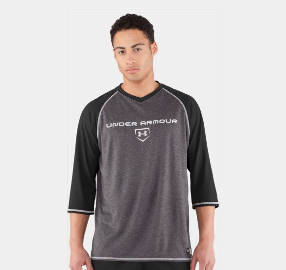Under Armour 3/4 Sleeve Performance Top