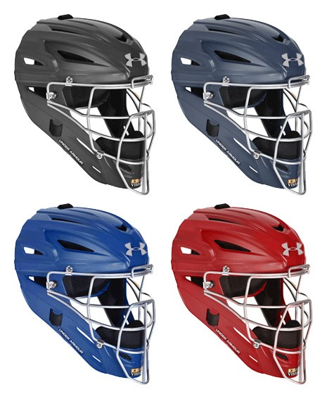 Under Armour Youth Pro Catchers Helmet
