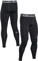 Under Armour Mens HeatGear Armour Compression Leggings
