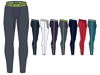 Under Armour Youth ColdGear Armour Compression Leggings