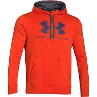 Under Armour Mens Rival Cotton Sportstyle Hoodie