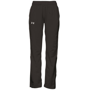 Under Armour Womens Rival Knit Warm Up Pant - Black
