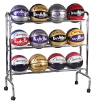 Champion 3 Shelf Economy Ball Rack