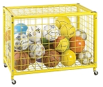 Champion Locking Ball Storage Cart