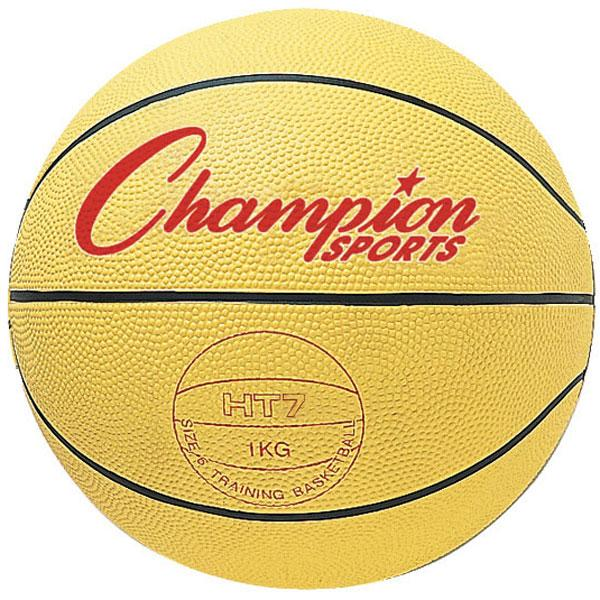 Champion Weighted Training Basketball 3 Lbs
