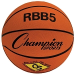 Champion Pro Rubber Basketball RBB5