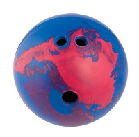 Champion 5 Lbs Rubber Bowling Ball