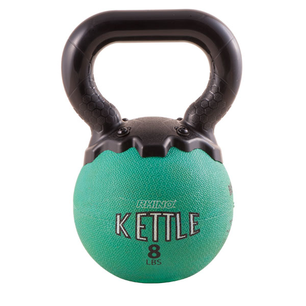 Champion Mini Rhino 8 Lb Kettle Bell